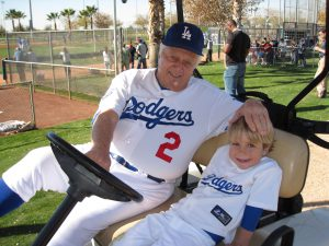 Lasorda Spring Training