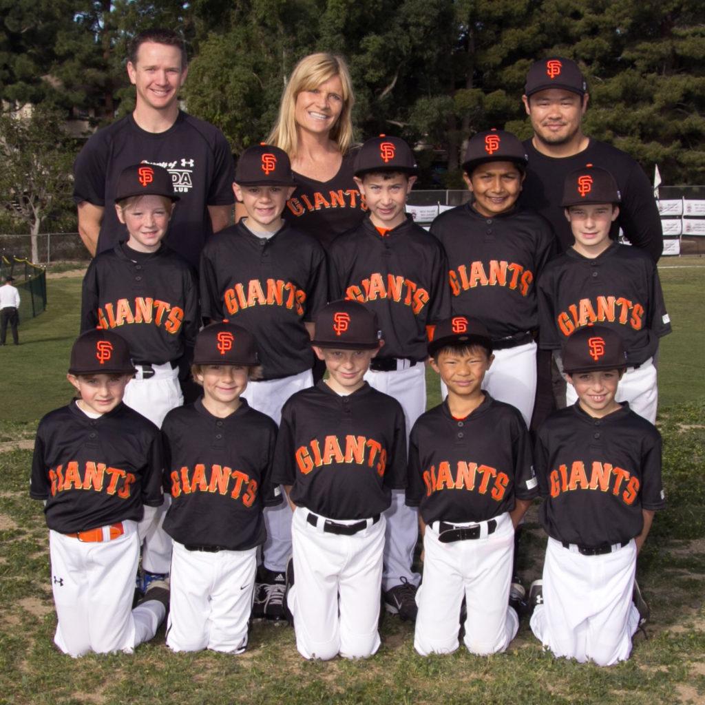27 Giants Team Photo