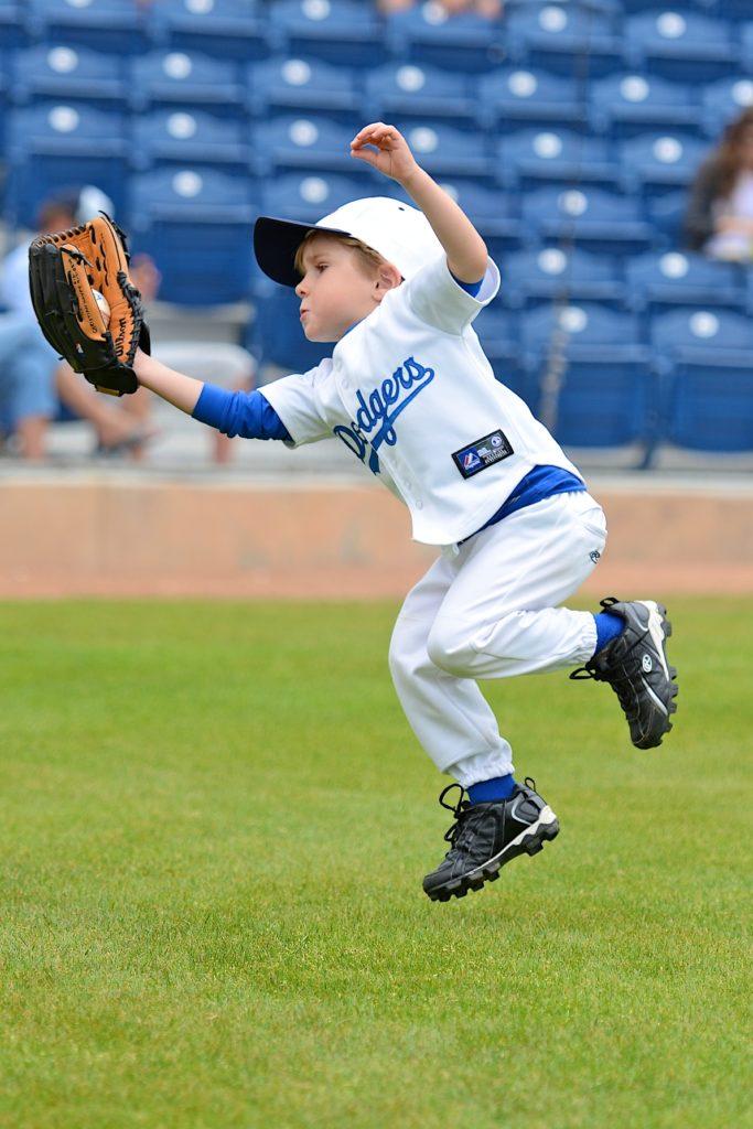 Baseball Kid Christian Haupt – Dodgers Prodigy Documentary